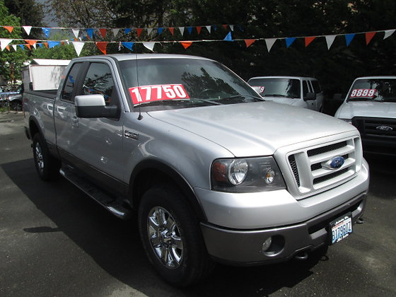 2008 Ford F150 FX4 $17750