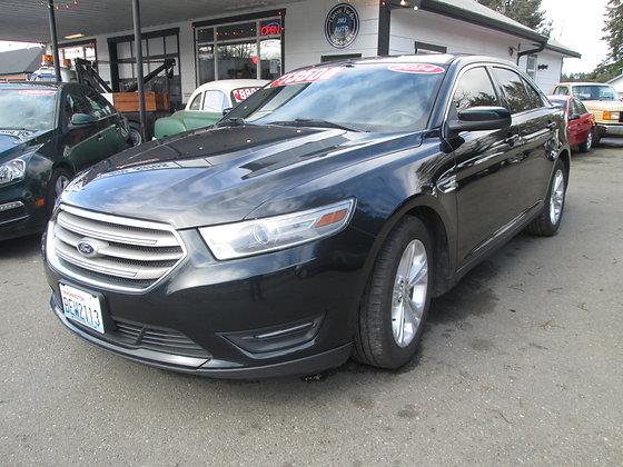 2014 Ford Taurus $13500.