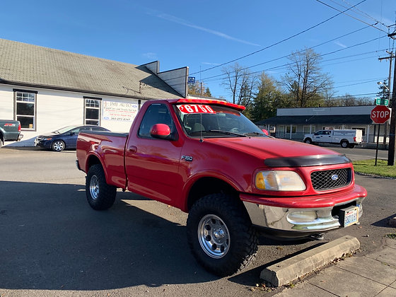 1997 Ford F150 - 4x4