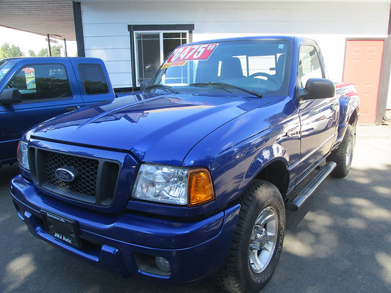 2004 Ford Ranger Edge $6475