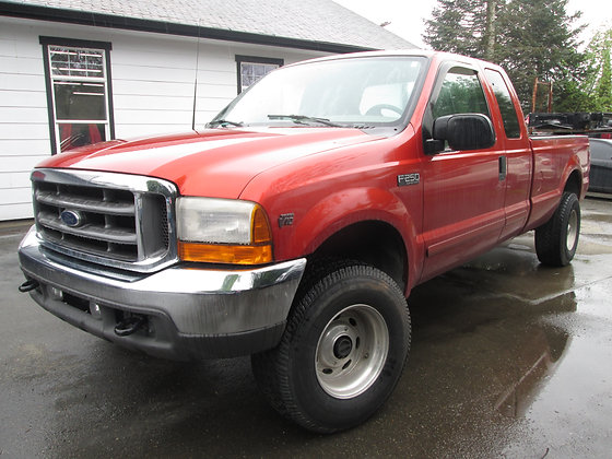 2001 Ford F250 $9499.