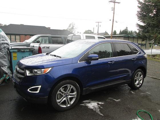 2015 Ford Edge Titanium $23900.