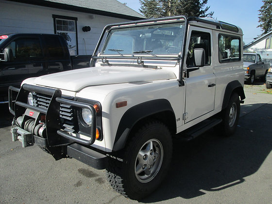1997 Land Rover Defender 90  4x4 - $53,950 - NEW PRICE