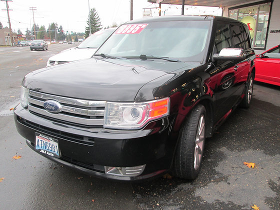 2009 Ford Flex Limited SUV 4D