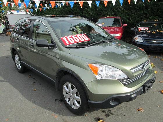 2007 Honda CR-V 15500