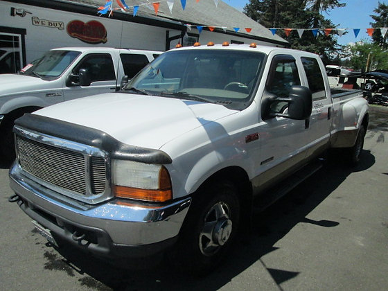 2001 Ford F350 Duel wheel $9500