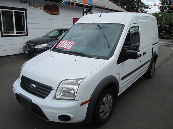 2012 Ford Transit Connect $13900