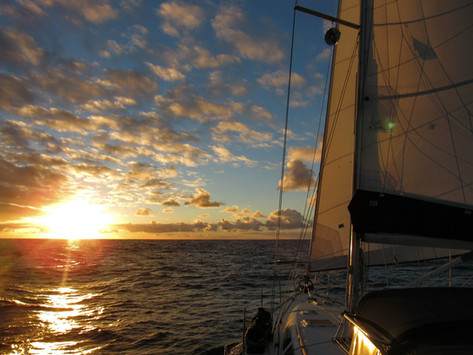 Traversée Nouvelle-Zélande - Vanuatu: de Opua à Anatom _ Journal de Bord