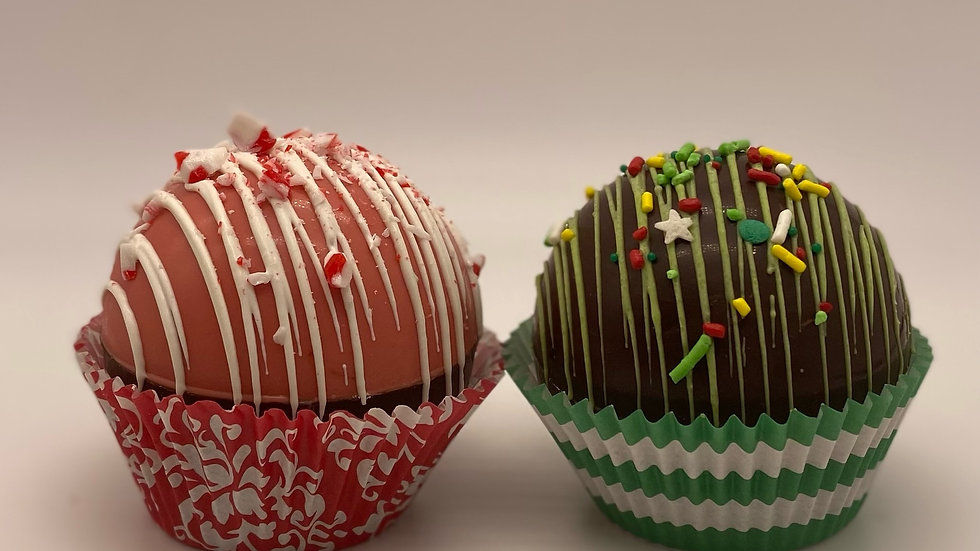 Peppermint & Mexican Chocolate Duo