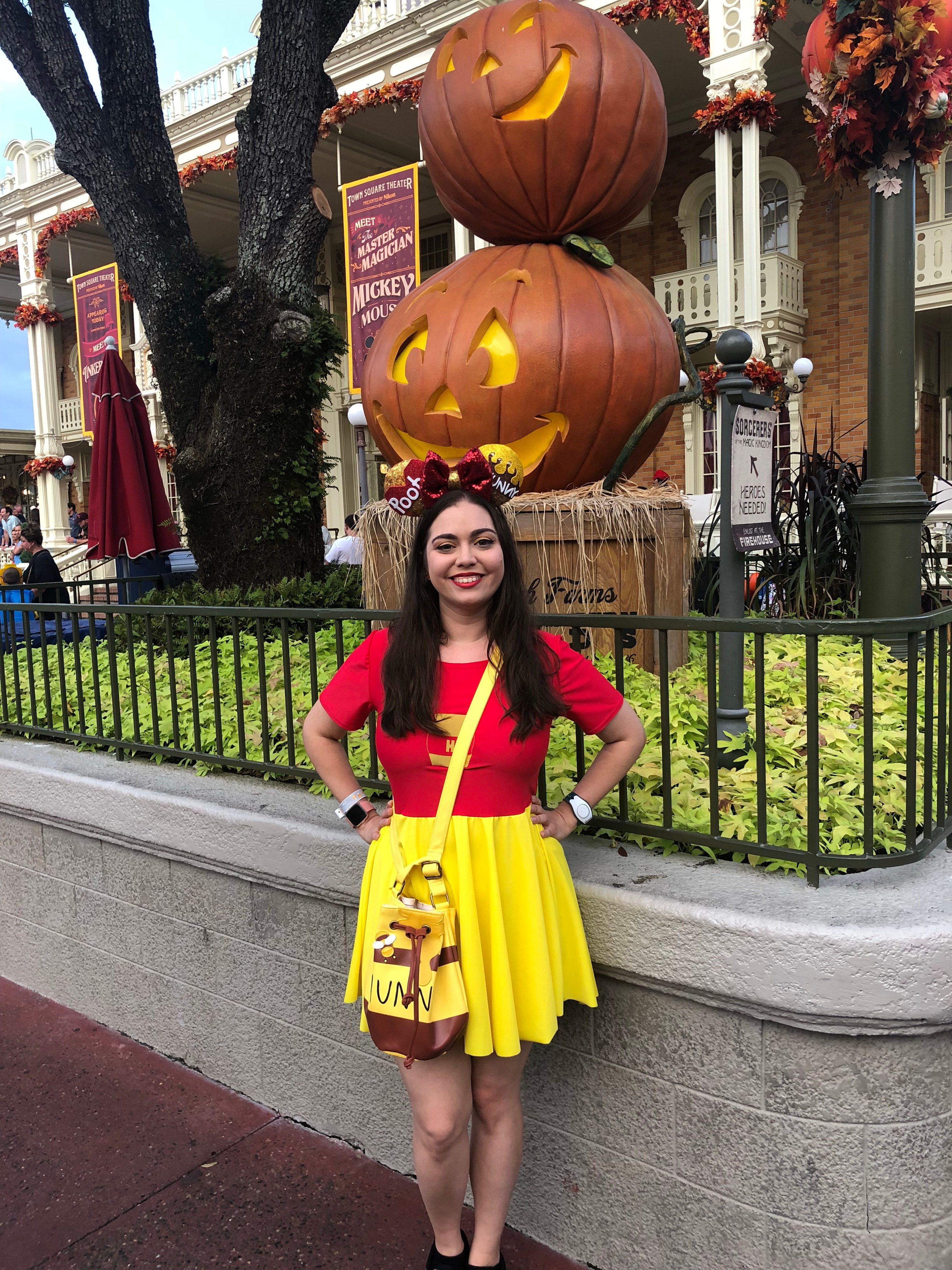 Winnie The Pooh Customer #1