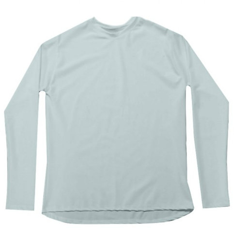 Solid Long Sleeve Compression Shirt