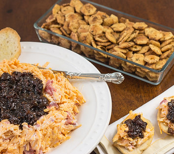 New Year's Appetizers