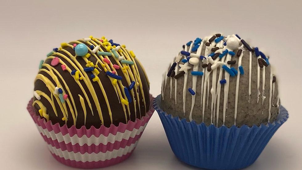 Classic Dark Chocolate & Cookies N' Cream Duo