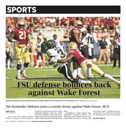 FSU defense