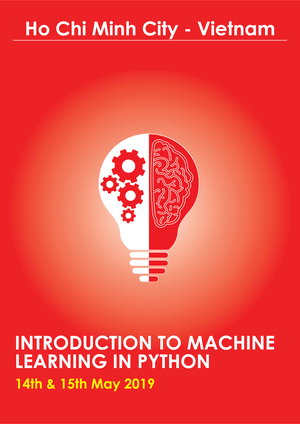 Introduction to Machine Learning Using Python