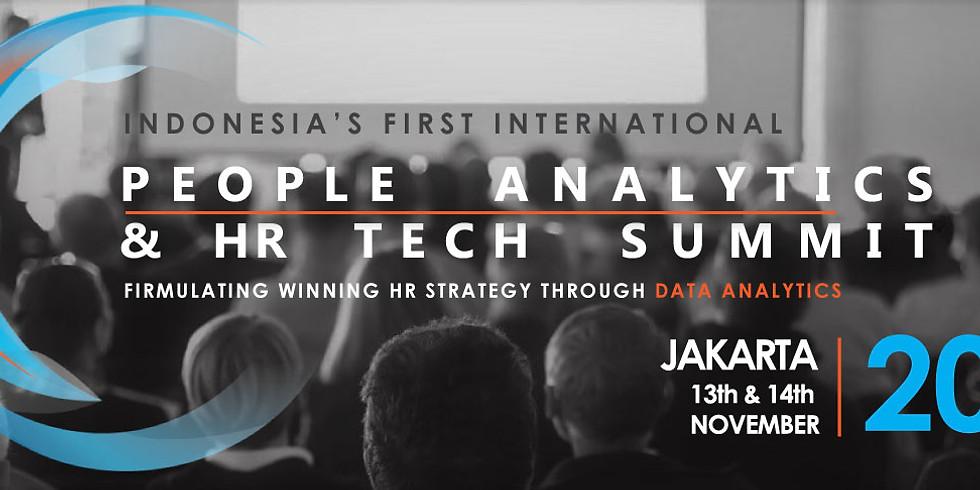 People Analytics & HR Tech Summit - HR Analytics Masterclass