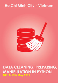 Data Summit Vietnam 2019 - Data Cleaning