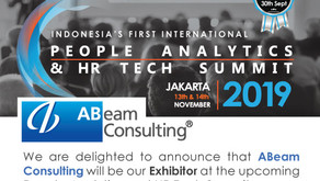 People Analytics & HR Tech Summit Exhibitor announcement - ABeam Consulting