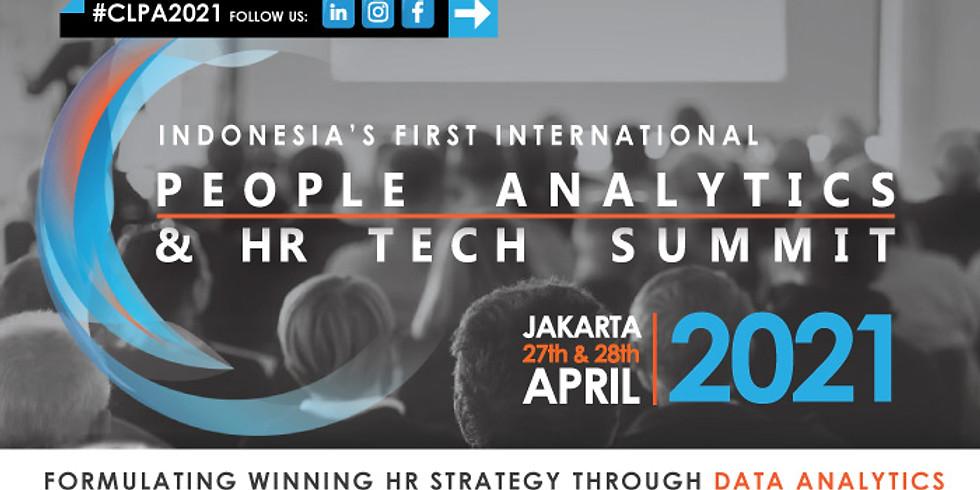 People Analytics & HR Tech Summit 2021