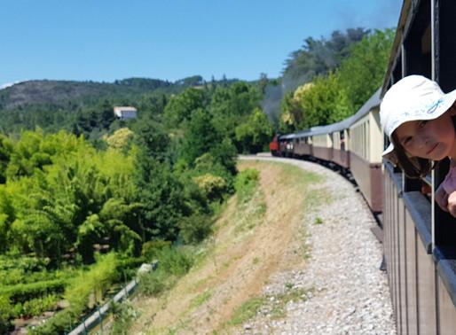 Un voyage dans le temps, une invitation à la contemplation... Le train à vapeur des Cévennes