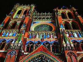 La cathédrale d'Amiens, un spectacle extraordinaire !
