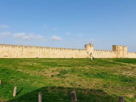 Impressionnantes et instructives fortifications d'Aigues-Mortes