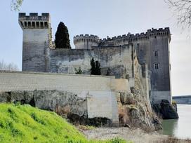 Tarascon, un château qui mérite le détour !