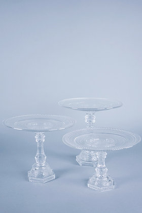 CRYSTAL STAND | SET OF 3