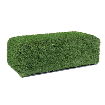 GRASS OTTOMAN