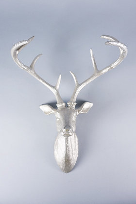 ANTIQUE SILVER | REINDEER