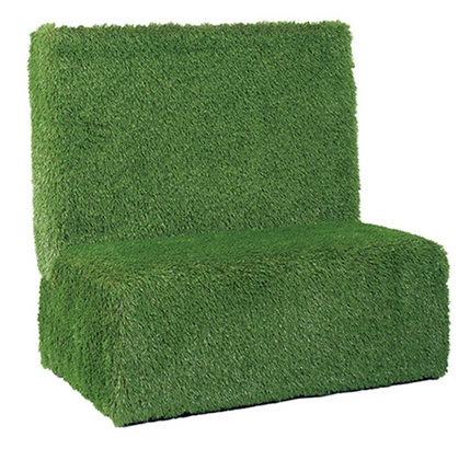 GRASS LOVESEAT