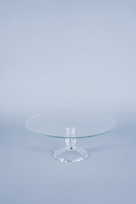 DECORATIVE DETAIL   CRYSTAL CAKE STAND