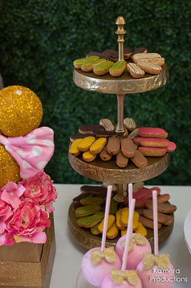 Antique Gold | 3 Tiered Stand