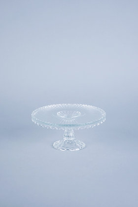 SCALLOPED EDGE | CAKE STAND