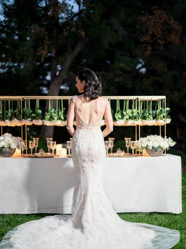 FLORENTINE GARDEN WEDDING