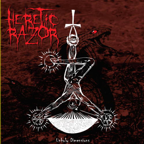 CD Heretic Razor - Unholy Dimensions