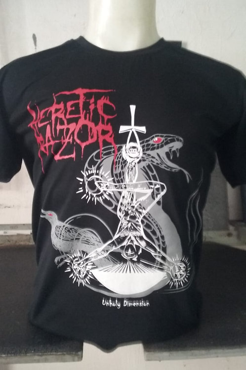 Camiseta do Heretic Razor