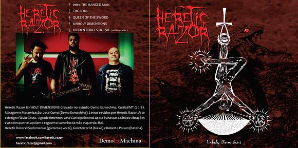Unholy Dimensionos - Do Heretic Razor