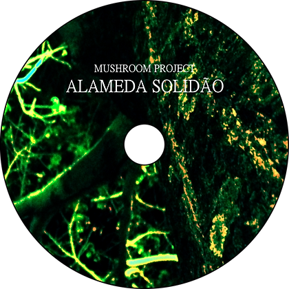 CD ALAMEDA SOLIDÃO - MUSHROOM PROJECT