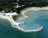 Salm-Eye-Emm charter fishing out of Bois Blanc Island, MI.