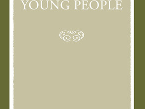 'Letters To Young People' has finally arrived!