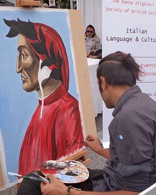 ritratto Dante Alighieri-Pepe Gaka.jpeg