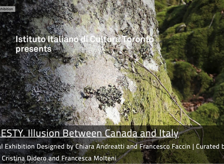 Majesty. Illusion between Canada and Italy