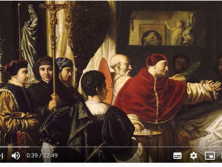 Virtual tour of once-in-a-lifetime Raphael show in Rome