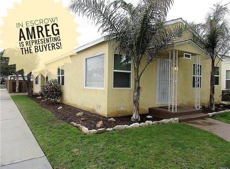 Long Beach House In Escrow!!