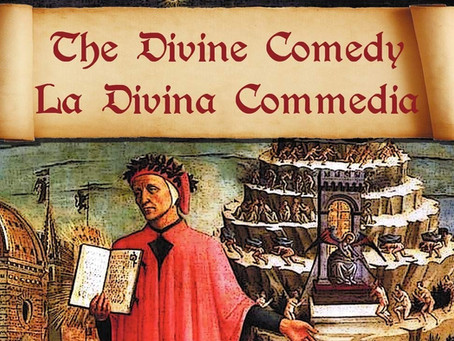 Video: Students read Dante's Divine comedy
