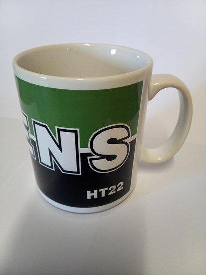 Bolens HT22 10oz Durham Style Mug