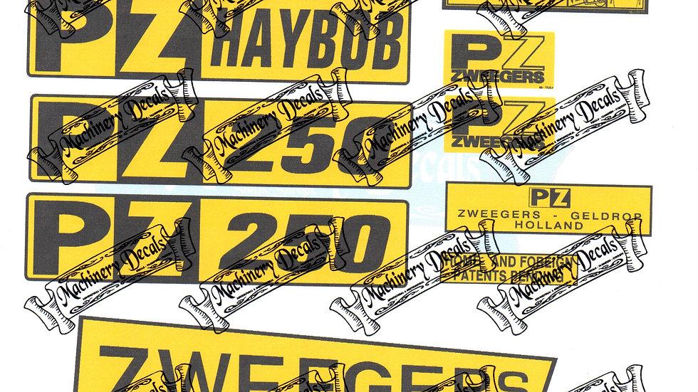 PZ HAYBOB 250