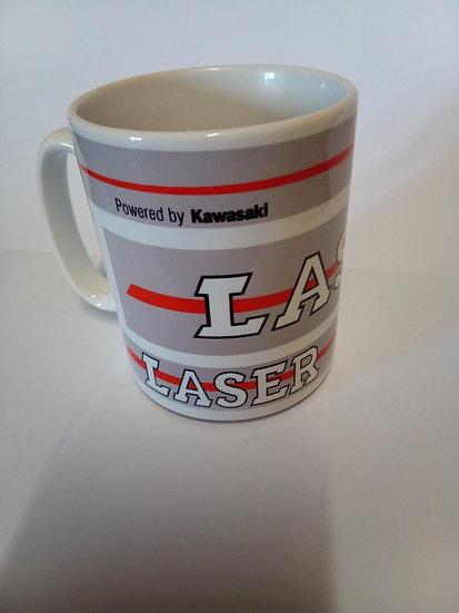 Westwood Laser 10oz Durham Style Mug
