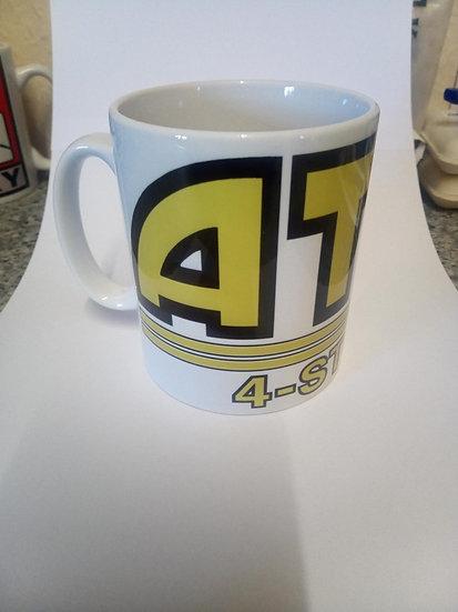 ATCO 4 STROKE 10oz Durham Mug